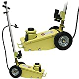 ESCO Equipment Yellow Jackit 22 Ton Air Hydraulic Floor J...