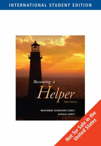 Download Becoming a Helper pdf epub