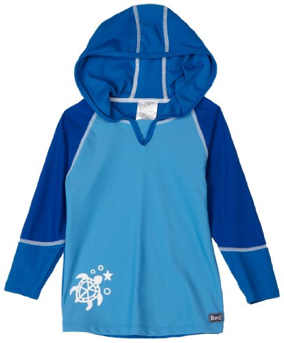 Baby Banz Hoodie Long Sleeve, Blue