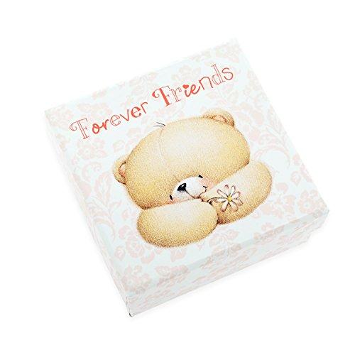Forever Friends - Collier - Argent 925 - Oxyde de zirconium - 40.0 cm - SPFF1
