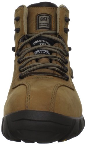 Waterproof Nitrogen Boot Dark Work Women's Beige CT Caterpillar q7E1awX