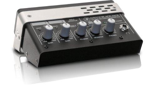 Mackie Onyx Blackjack 2X2 Usb Recording Interface