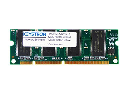 128 Mb Pc100 Module - HP C9121A Q9121A Q7709A Q7709AX 128MB 100 pin SDRAM MEMORY DIMM for HP LaserJet 1320 1320n 1320t 1320tn 1320nw
