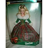Mattel Barbie Happy Holidays Gala-Edición especial-1995