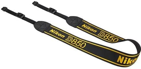 Nikon AN-DC18 Neck Strap for D850 Camera