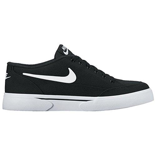 Zapatillas Informales Nike Hombres Gts 16 Txt Negras / Blancas 7.5