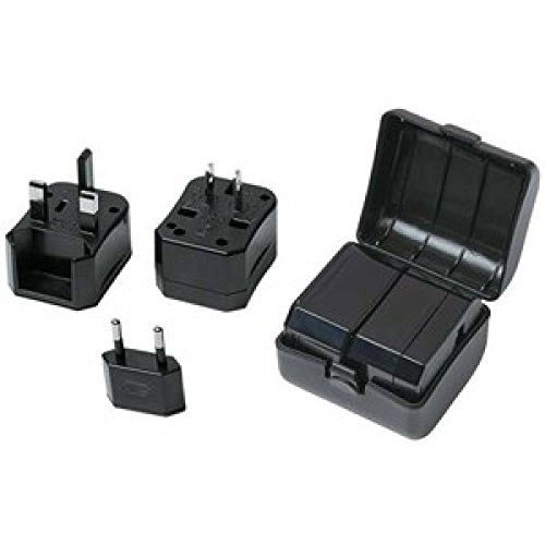 Smartcraft The MNC   Worldwide Compatible Adaptor, International Travel Power Plug Adapter