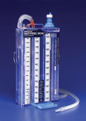 Covidien/Medical Supplies Argyle Sentinel Seal Chest Drainage Unit ()