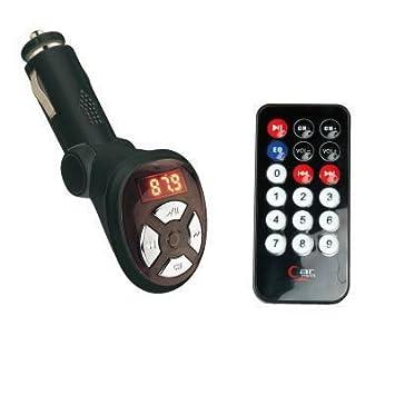 Transmetteur FM avec télécommande Clip Sonic Technology