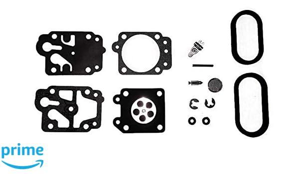 Carburetor Rebuild Kit For Walbro K20-WYA