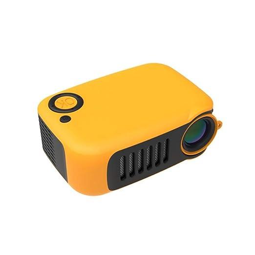 Mini Proyector HD1080P Mini Proyector De Video 2999Lux Cine ...