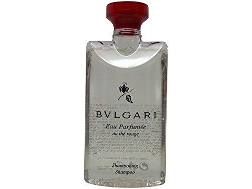 - Bvlgari Eau Parfumee Au the Rouge Shampoo, 2.5 oz. Set of 3