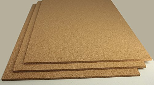 Cork Underlayment - Forna 12mm 6x 6 Samples