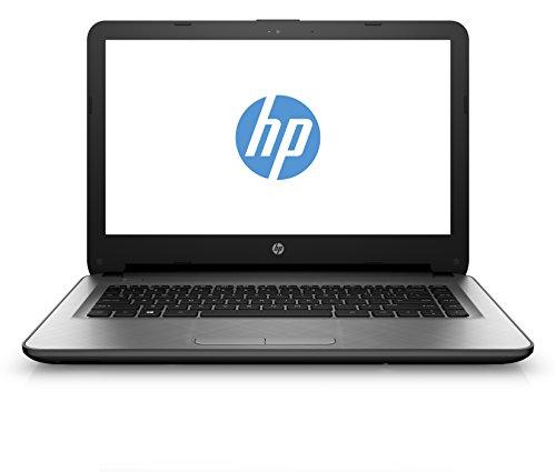 HP 14-AR004TU (Core i3- 6th Gen/4GB/1TB/Windows 10 Home), Turbo Silver