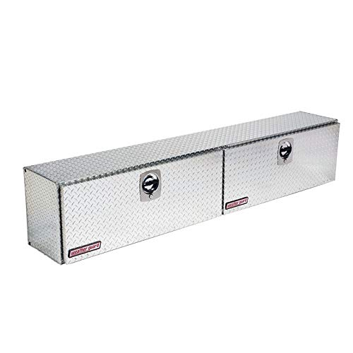 (Model 390-0-02 Hi-Side Box, Aluminum, 11.1 cu ft)