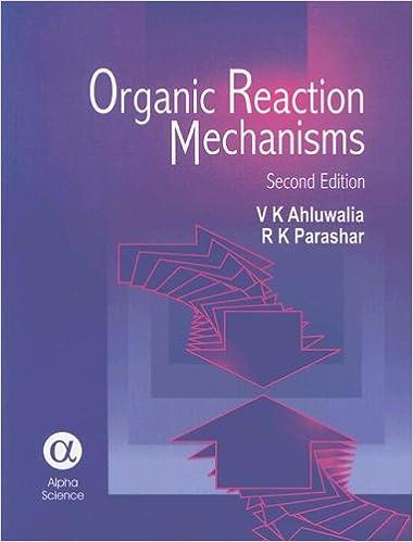 organic reaction mechanism by ahluwalia pdf free download