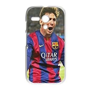 DIY Phone Cover Custom Lionel Messi For Motorola G NQ6541905