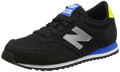 cheap sale discounts clearance low shipping New Balance Unisex Adults' 420 70s Running Low-Top Sneakers Black (Black) eastbay sale online cheap authentic 1Uax7clX
