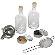W&P Design MAS-GINKIT The Homemade Gin Kit, Brown