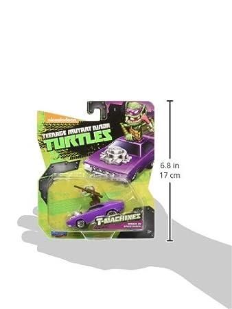 Amazon.com: Teenage Mutant Ninja Turtles T-Machines ...