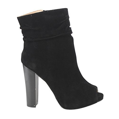 Ruched Bootie - 5