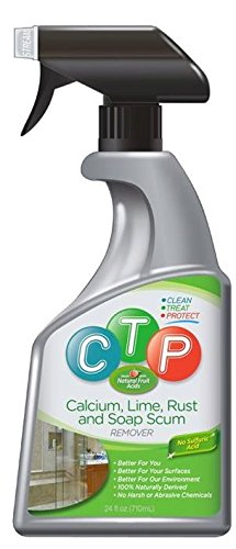 CTP Calcium, Lime, Rust and Soap Scum Remover from CTP Multi-Surface