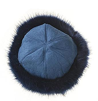 62c826e4d03 Haute For Diva s Womens Faux Fur Celeb Russian Hat Ladies Winter Ski Warmer  Hat  Amazon.co.uk  Clothing