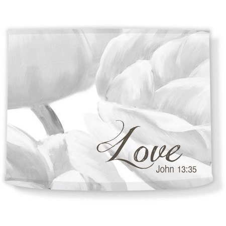 Living 31, Flowers with Love III, 12'' x 10'' Lamp Shade