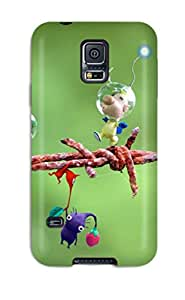 Premium Abstract Mobile Best 3d Back Cover Snap On Case For Galaxy S5