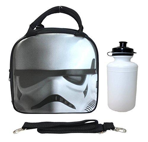 (Disney Star Wars Storm Trooper Lunch bag - Black)