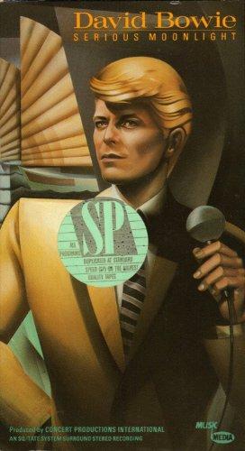 David Bowie - Serious Moonlight [vhs] - Zortam Music