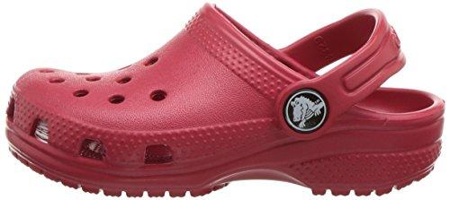 Crocs Kids' Classic Clog, Pepper, 7 M US Toddler