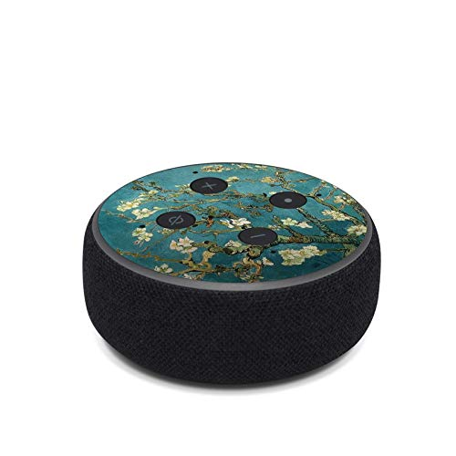 Blossoming Almond Tree - Skin Sticker Decal Wrap for Amazon Echo Dot 3rd Gen ()