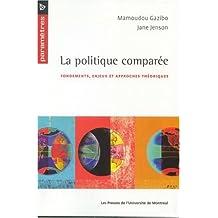 La politique comparée: fondements, enjeux et approches théoriques