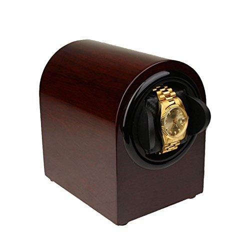 Ping Bu Qing Yun Caja de reloj - Caja de exhibición de reloj de cuerda automática, Caja de almacenamiento de joyería de...