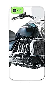 Top Quality Protection Triumph Rocket Iii Case Cover For Iphone 5c With Appearance/best Gifts For Christmas Day