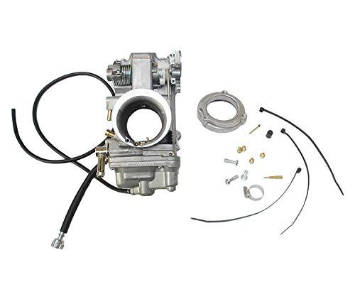 HSR42 42mm Accelerator Pump Performance Pumper Carburetor Carb For Mikuni Harley Evo Evolution Twin ()