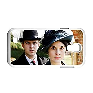 Generic For I9500 Samsung Printed Downton Abbey Men Light Abs Shell