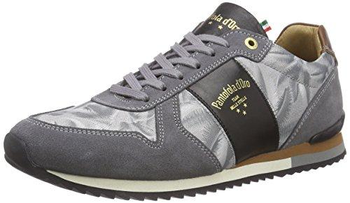Pantofola d'Oro Teramo Print - Zapatillas Hombre Marrón - Braun (MONUMENT)