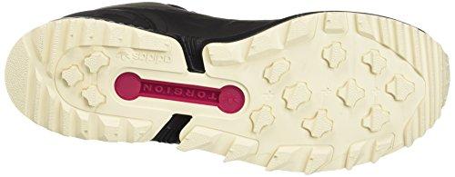 Scarpe Da Ginnastica Adidas Uomo Flux 5/8 Tr Adidas, Nero Nero (cblack / Utiblk / Cwhite)
