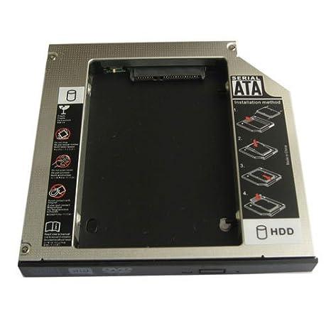 Generic 2 nd disco duro SSD disco duro Caddy para Sony VAIO ...