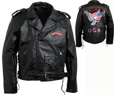 bnf-gfmotltr3x-diamond-plate-mens-black-buffalo-leather-jacket-size-3x