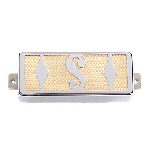 - Supro Gold Foil Mini Humbucker Bridge