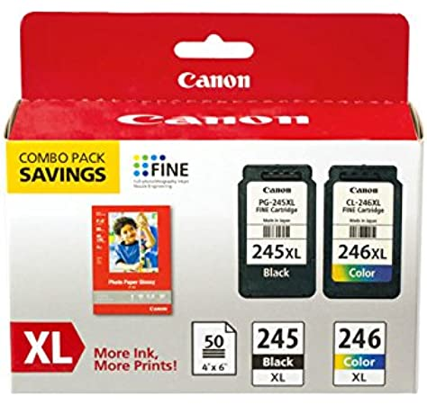 GYBN Refillable Color Printer Cartridge for Canon PG845 Cartridge MG2580s 2400 2980 3080 Canon ts3180 208 308 Printer Cartridge CL846 tr4580 IP2880S-2-set