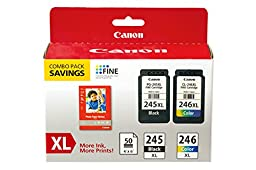 Canon PG-245XL/CL-246XL with Photo Paper