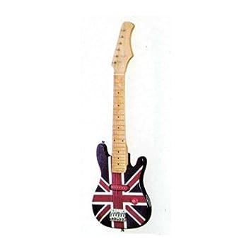 Delson Star uk STARSINGER Pack de Guitarra Eléctrica para niño, azul/rojo/blanco: Amazon.es: Instrumentos musicales