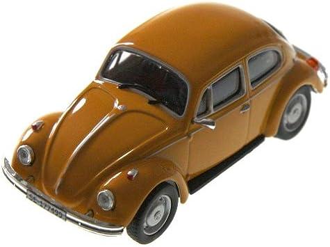 VOITURE ANCIENNE VW SAMBA ORANGE 1//43°