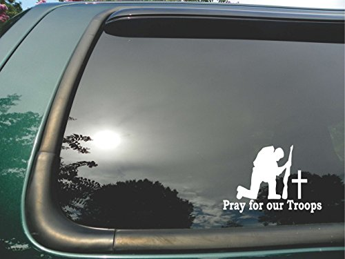 prayer window decal - 8