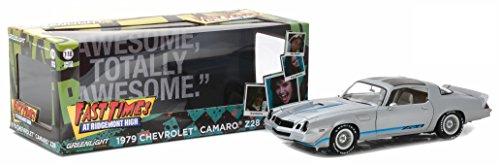 GreenLight Fast Times at Ridgemont High (1982) - 1979 Chevrolet Camaro Z/28 (1:18 Scale) Vehicle