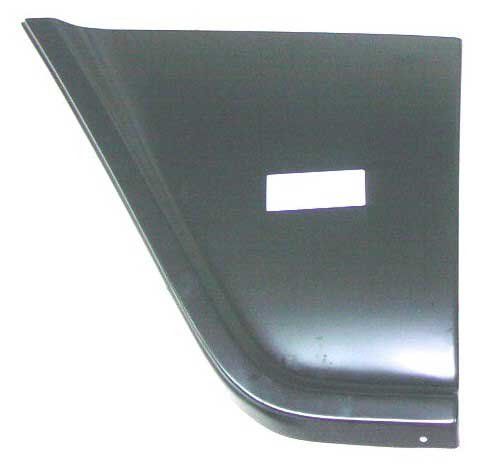 Lower Rear Fender Repair Panel - LH - 55-57 Chevy GMC Truck (57 Rear 56 Chevrolet Chevy)